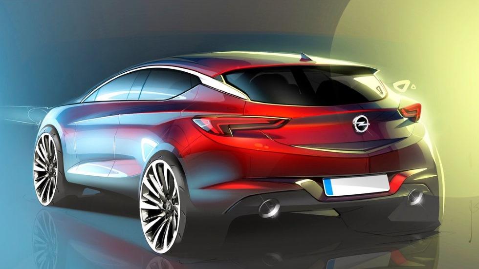 Opel Astra 2019: primeros datos de la renovación del compacto superventas