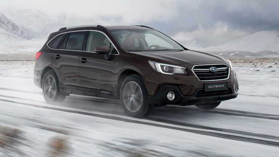 Subaru Outback Executive Plus S: más tecnología y seguridad