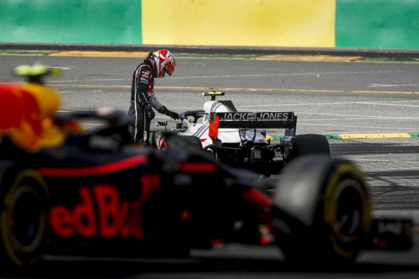 GP de Baréin de F1: Haas cambia algunos mecánicos