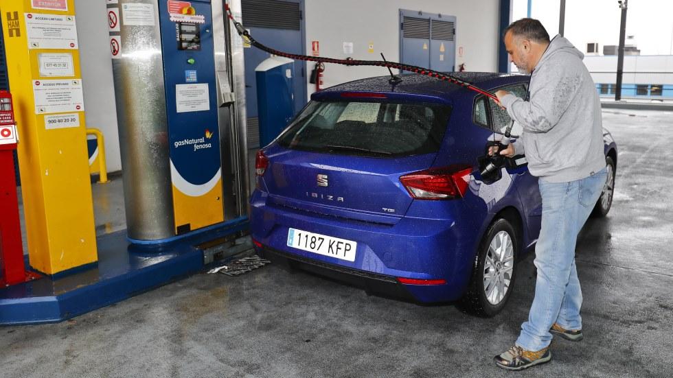 Seat Ibiza TGI: prueba al Ibiza de gas y análisis de costes, inversión, consumo…