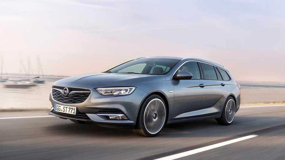 Opel Insignia ST 2.0 CDTI Turbo D: prueba a fondo del Insignia Diesel familiar