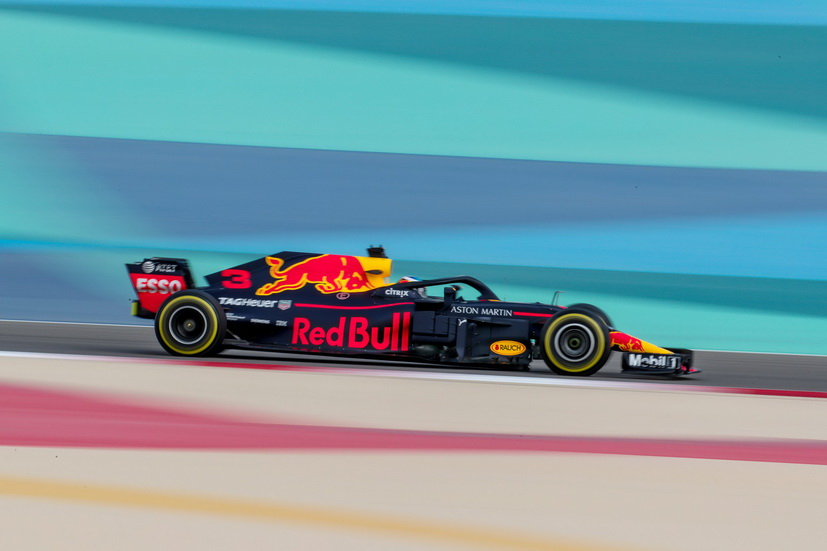 GP de Baréin de F1 (FP1): Ricciardo fue el más rápido