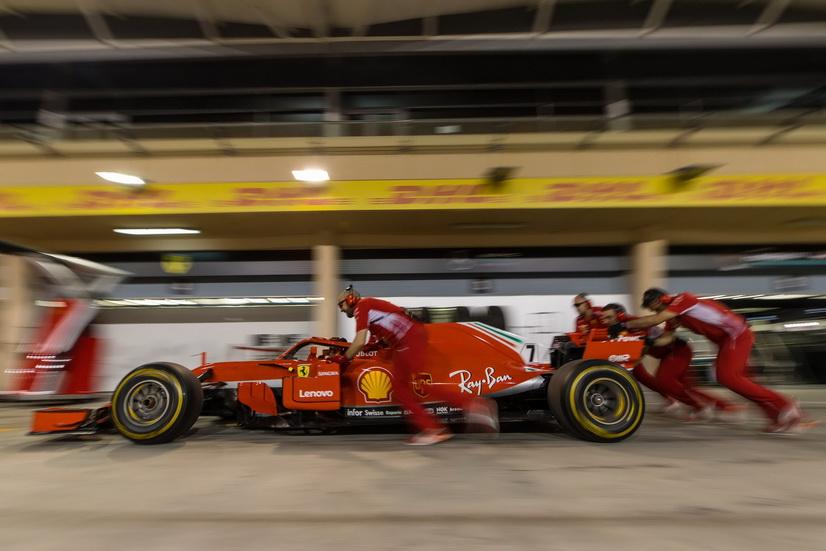 GP de Baréin de F1 (FP2): los Ferrari dominan la segunda sesión libre