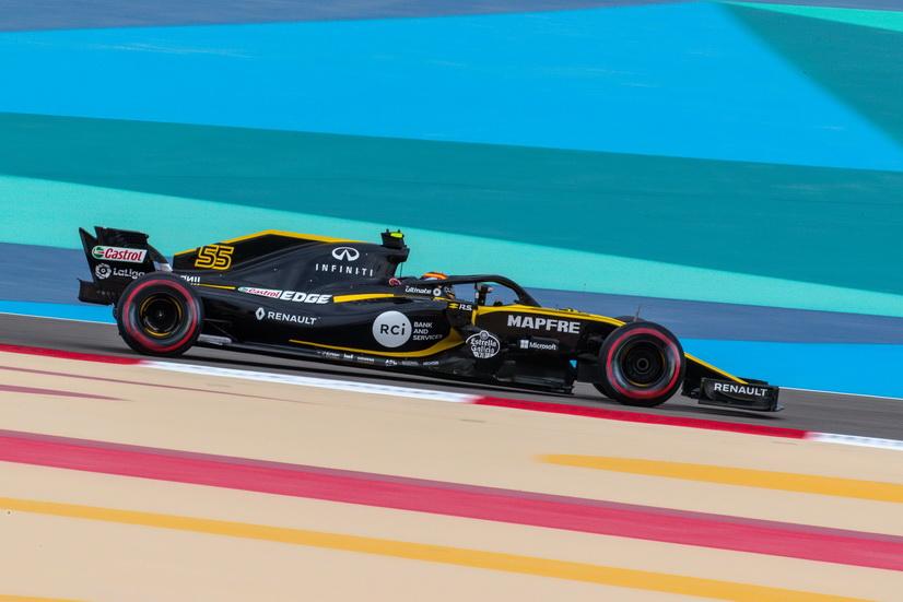 """GP de Baréin de F1: Sainz reconoce que está muy """"apretado a mitad de parrilla"""""""