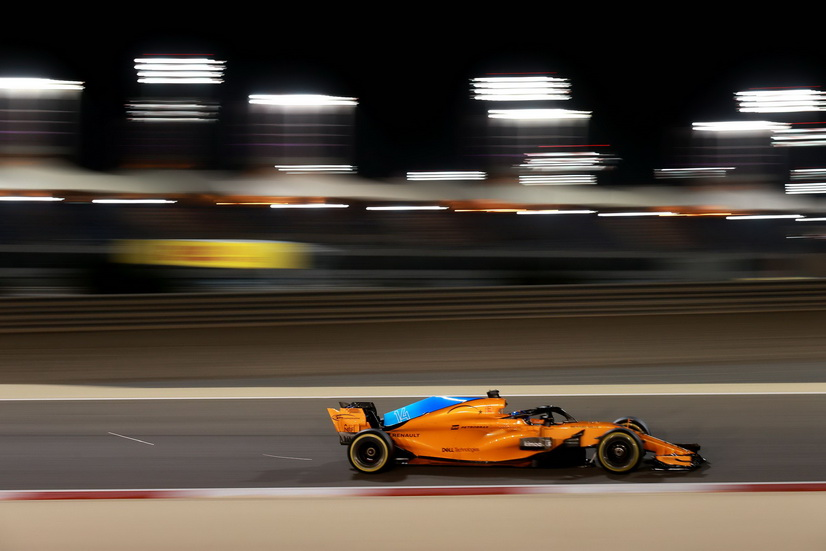 """GP de Baréin de F1: Alonso con """"sensaciones muy positivas"""""""