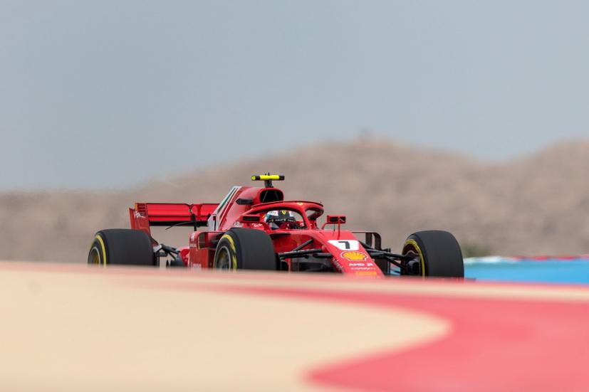 GP de Baréin de F1 (FP3): Raikkonen lidera los tiempos, Sainz 8º y Alonso 10º