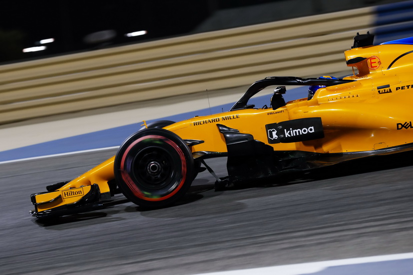 GP de Baréin de F1: Alonso se queda fuera de la Q3
