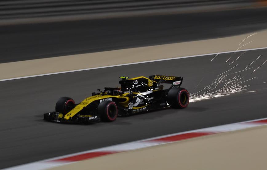 GP de Baréin de F1: Sainz partirá décimo en carrera