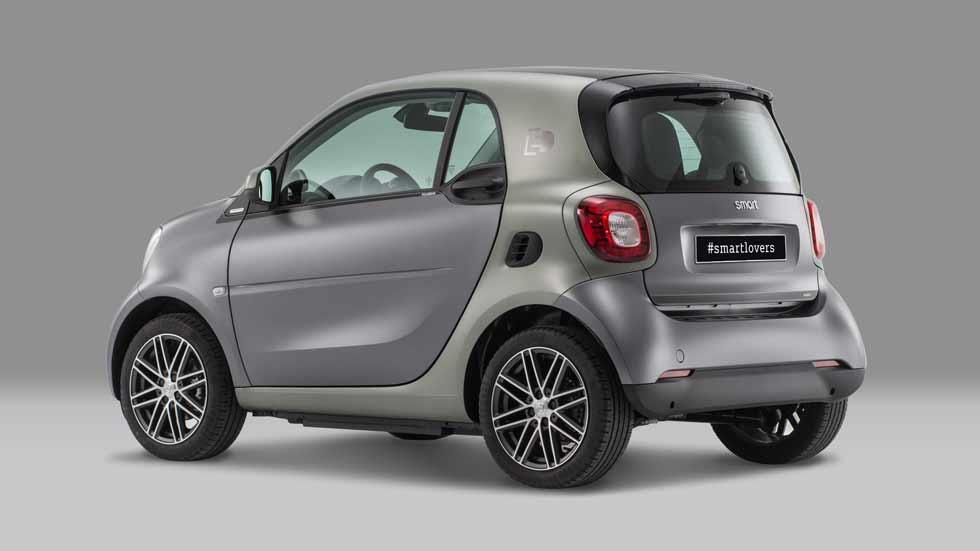 """Smart fortwo electric Pull&Bear Edition: el coche eléctrico """"más fashion"""""""