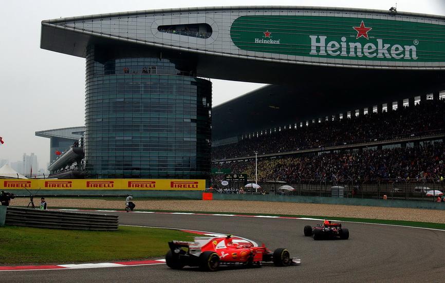GP de China de F1: este próximo fin de semana, más acción