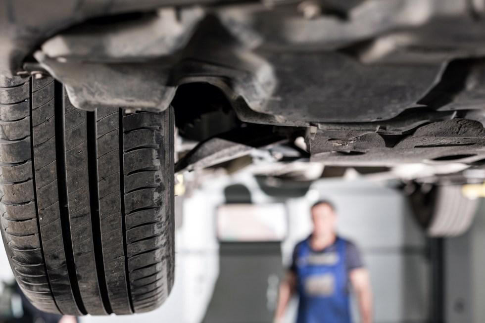 Un buen mantenimiento del coche, clave para reducir la contaminación
