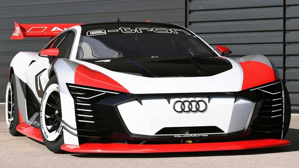"VÍDEO: Audi e-tron Vision Gran Turismo, un coche de videojuego y ""muy real"""