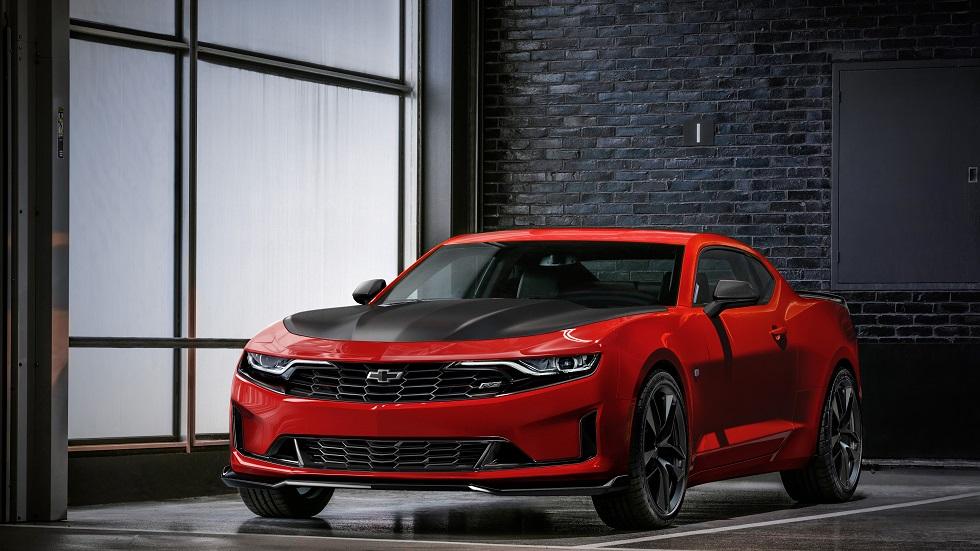 Chevrolet Camaro 2019: con motor turbo y cambio de 10 marchas