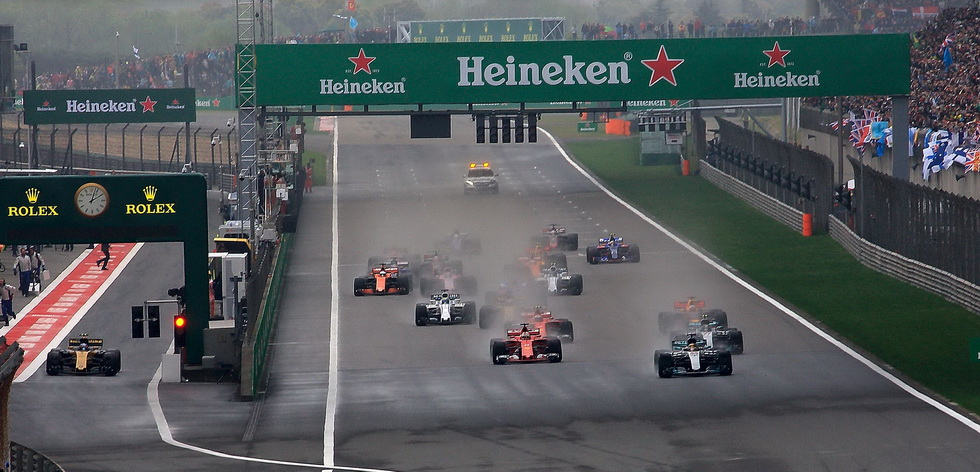 GP de China de F1: los horarios de entrenamientos y carrera