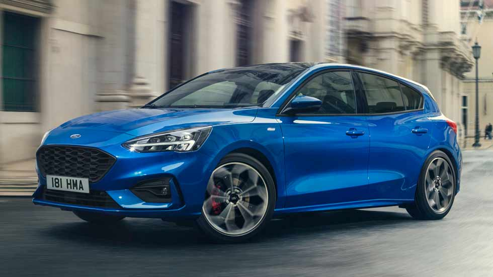 ¡Oficial! Así es el Ford Focus 2018: fotos, datos y vídeo definitivos