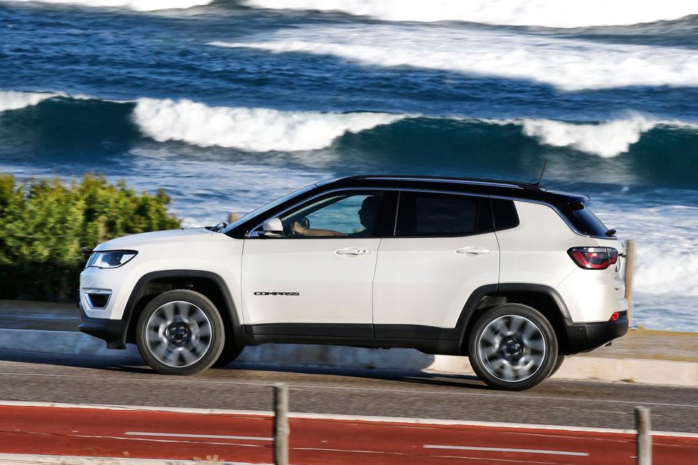Jeep Compass 2018: el SUV compacto estrena nuevas ediciones especiales