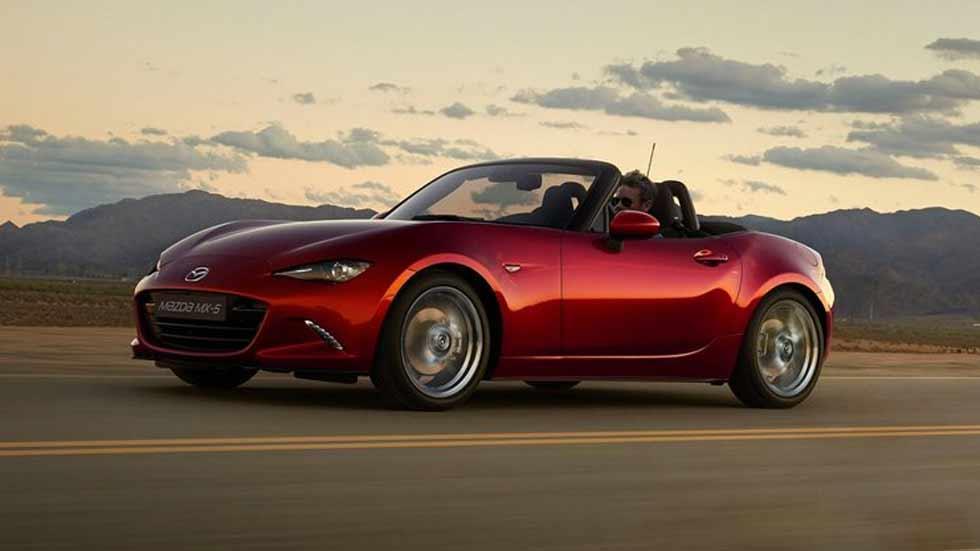 Mazda MX-5 2019: primeros datos del renovado Miata