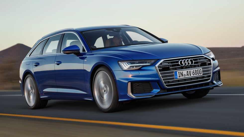 Audi A6 Avant 2018: así es el coche familiar del futuro