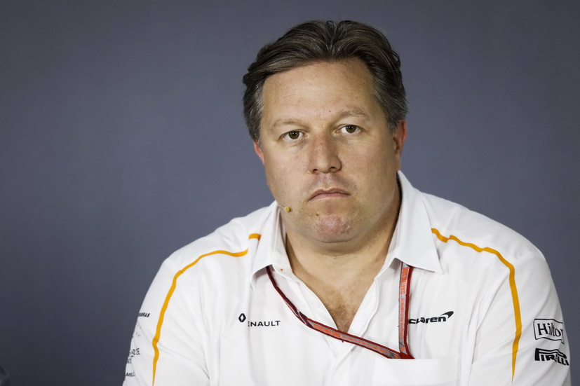 Zak Brown es nombrado CEO de McLaren Racing