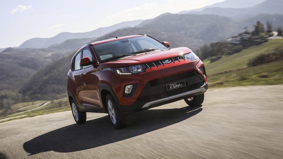 Mahindra KUV100: probamos el nuevo SUV más barato del mercado