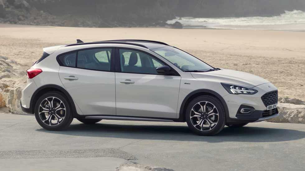 """Ford Focus Active: así es la nueva carrocería de """"tipo SUV"""" del Focus 2018"""