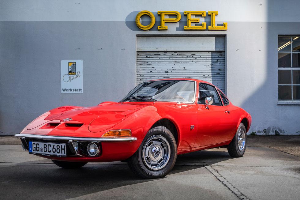 El Opel GT celebra su 50 aniversario: anécdotas, imágenes...