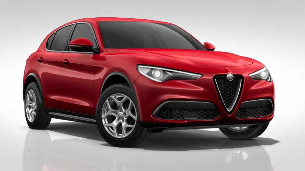Alfa Romeo Stelvio y Giulia 2018: ahora, con un equipamiento más completo