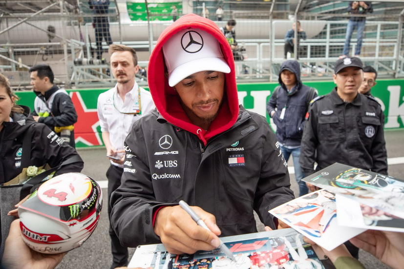GP de China de F1: Hamilton pide perdón a Verstappen