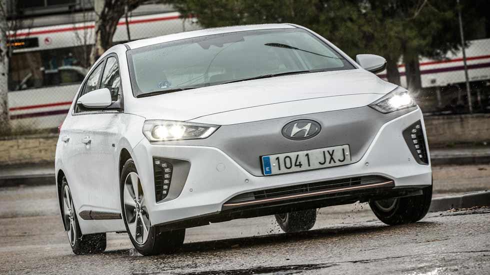 A prueba el Hyundai Ioniq EV: un eléctrico con mucha vida