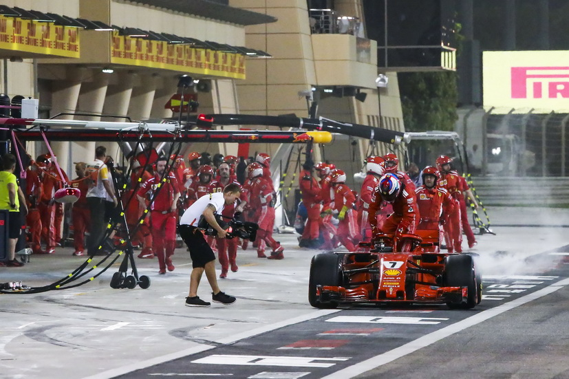 Arrivabene explica la razón del atropello de su mecánico en la carrera de Baréin