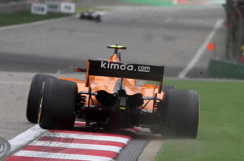 """GP de China de F1:  Alonso reconoce sentirse """"mejor aquí que en Baréin"""""""