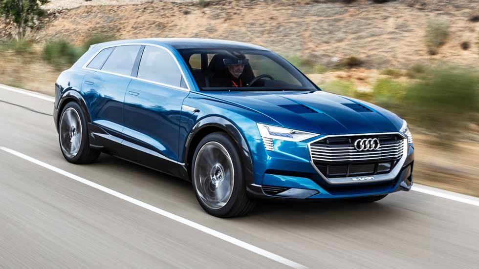 Audi e-Tron Quattro: ya puedes comprar en España el primer eléctrico de Audi