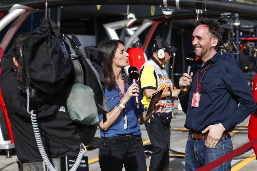 En el GP de España debutará la F1 TV