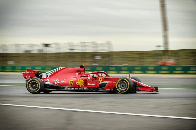 GP de China de F1 (Q): Ferrari contra Mercedes
