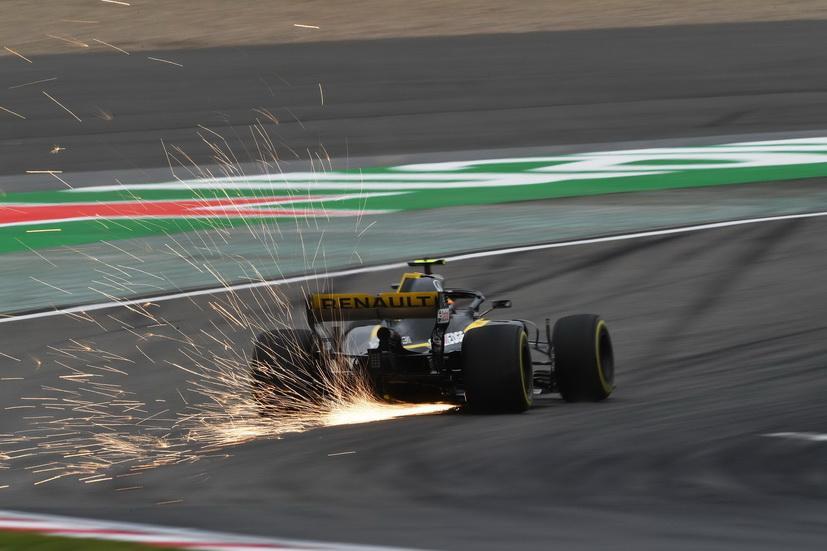 GP de China de F1 (Q): Carlos Sainz, entre los diez primeros