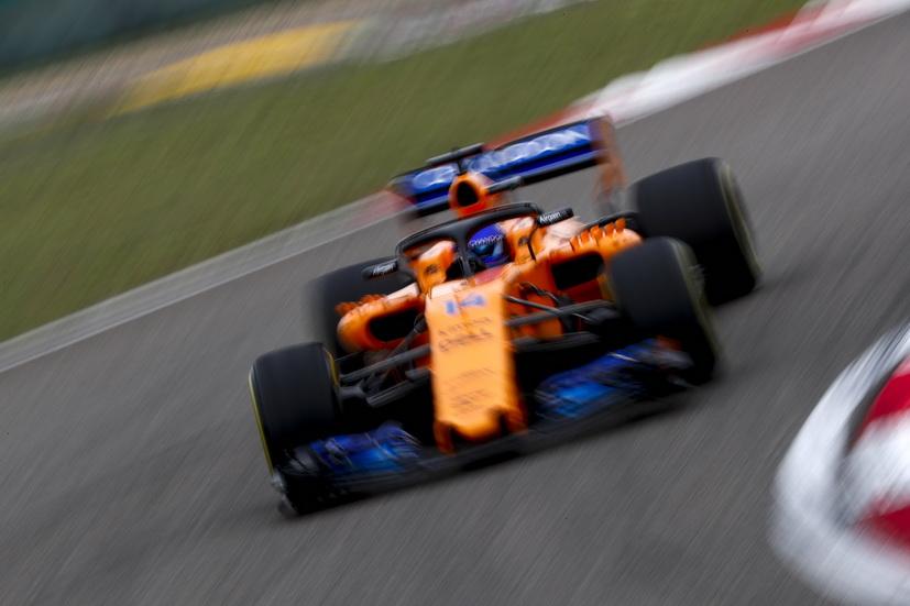 GP de China de F1 (Q): Fernando Alonso decimotercero en calificación