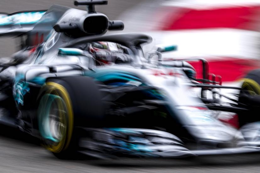 """GP de China de F1 (Q): """"No lo esperábamos"""", dijo Hamilton sobre su 4ª posición en calificación"""