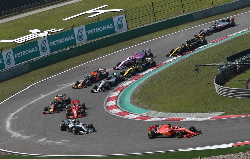 GP de China de F1: estas son las clasificaciones de la carrera