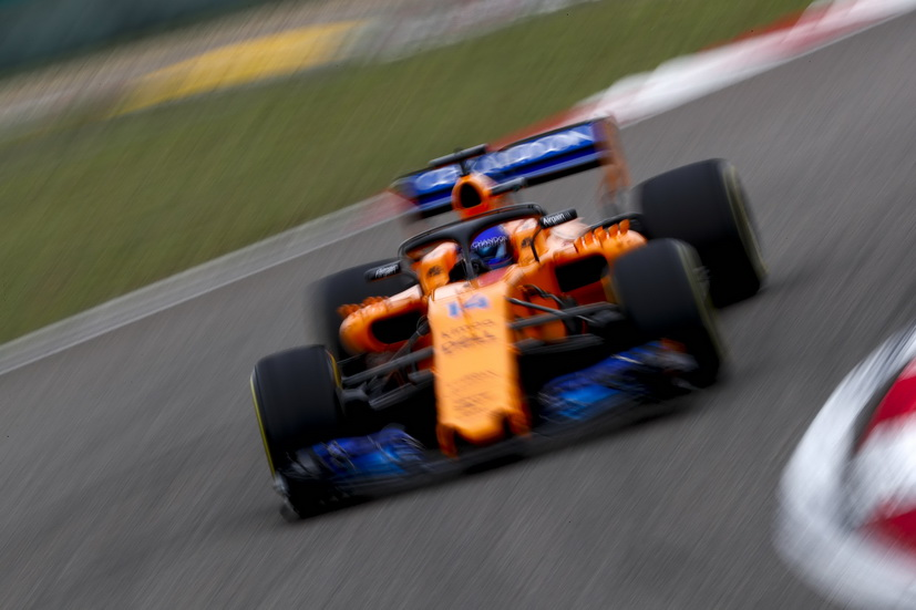 GP de China de F1: Alonso volvió a puntuar