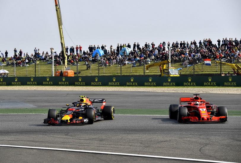 """GP de China de F1: """"rapapolvo"""" a Verstappen tras su actuación en carrera"""
