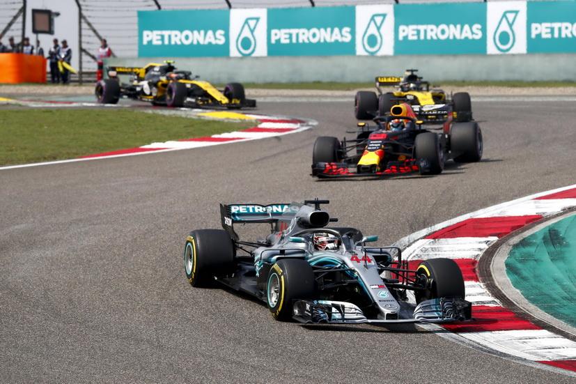 GP de China de F1: tres carreras disputadas y Hamilton no ha ganado todavía