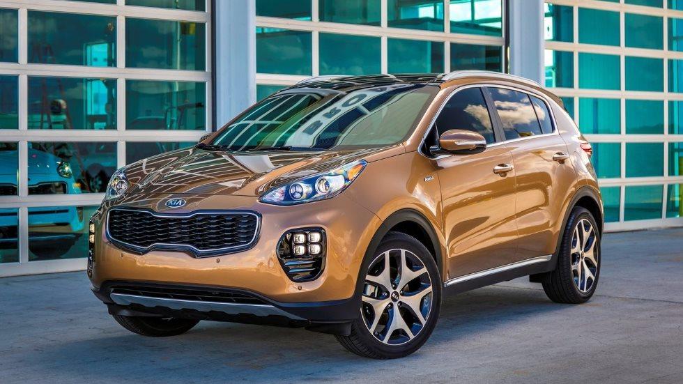 Kia Sportage 2019: el nuevo SUV, listo para final de año