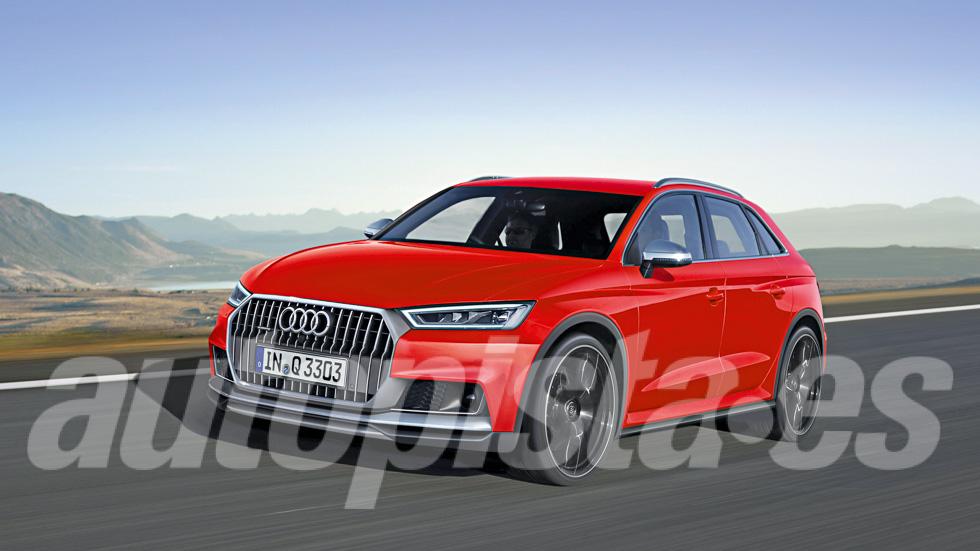 Audi Q3 2019: cuenta atrás para el estreno del nuevo SUV en otoño