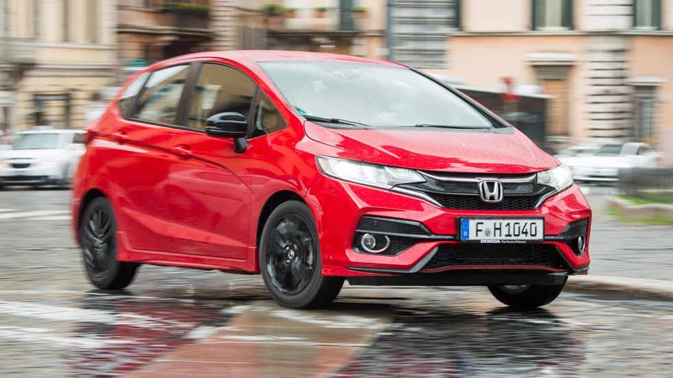 Honda Jazz 1.5 i-VTEC 130 CV: consumo real y opiniones