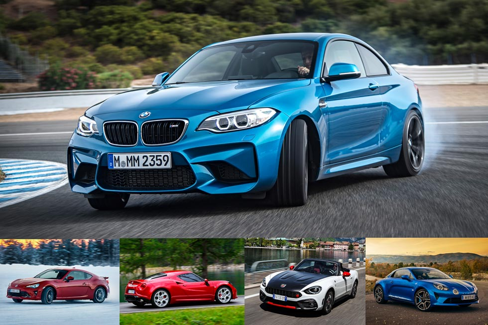 5 coches nuevos que serán futuros clásicos de colección