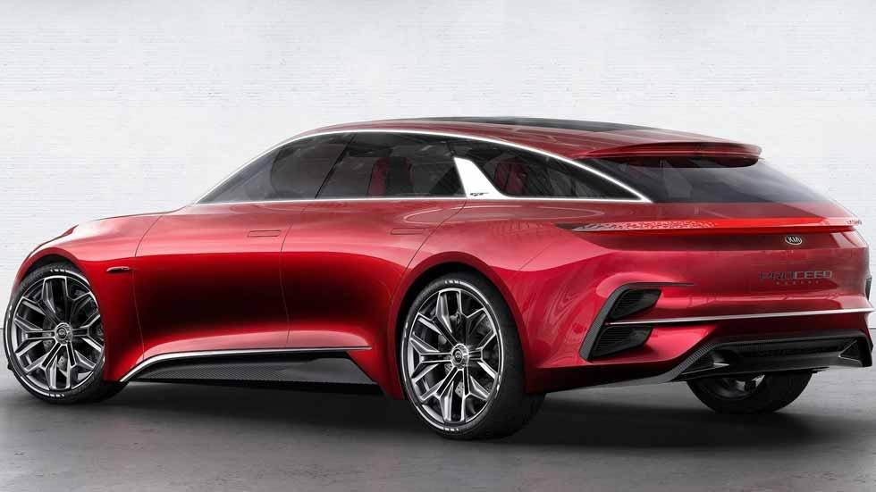 Kia Ceed Shooting Brake 2019: posible debut en el Salón de París