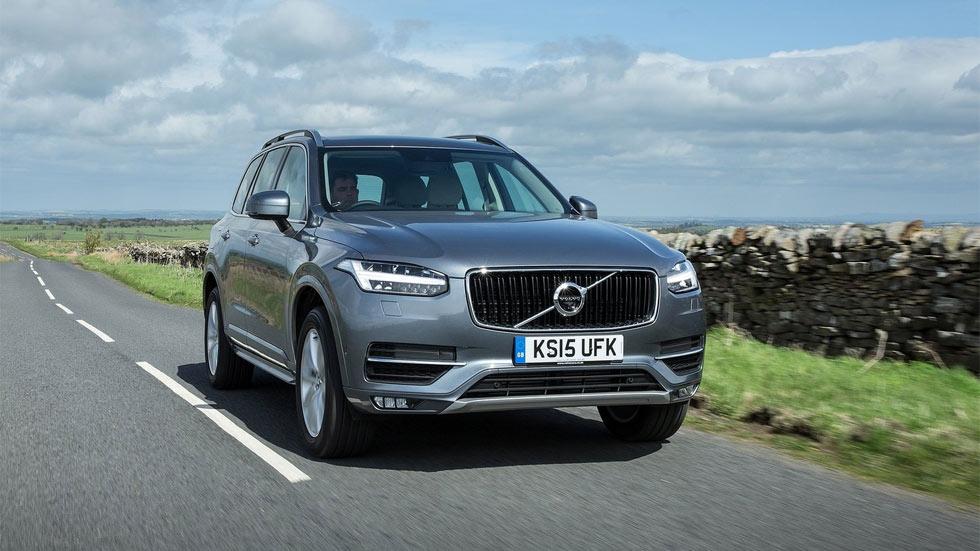 ¿El coche más seguro? Ningún muerto en un Volvo XC90 en Reino Unido en 16 años