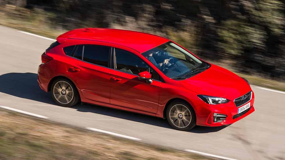 Subaru Impreza 2018: precios y primera prueba de la nueva generación