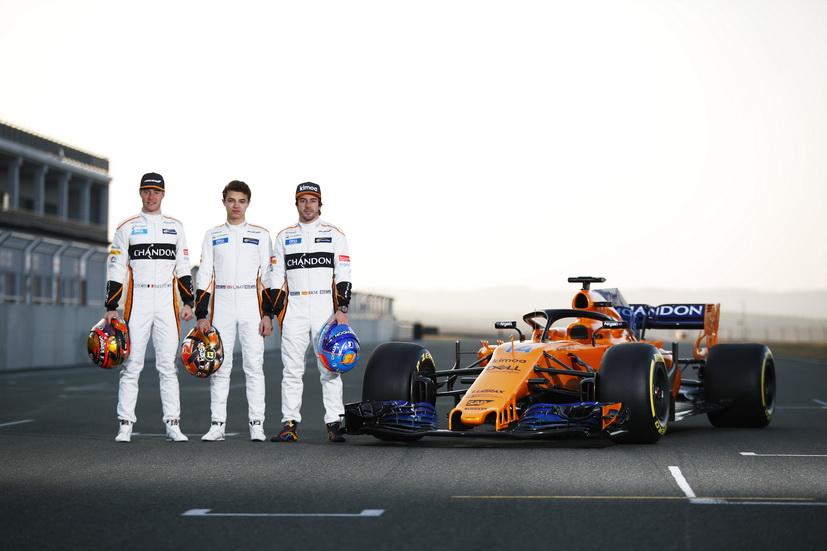 Lando Norris, la nueva perla de McLaren que quiere parecerse a Alonso