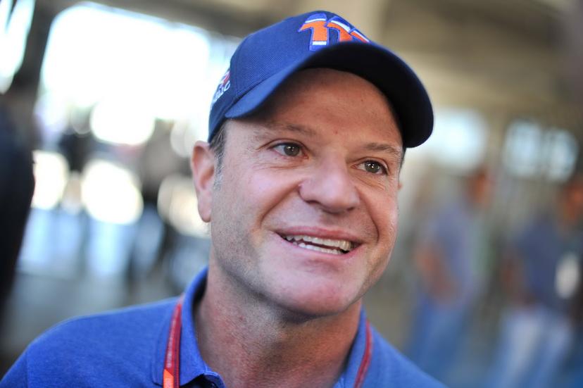 Rubens Barrichello, operado de un tumor en el cuello